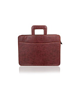 Woodland Leather Attache Case