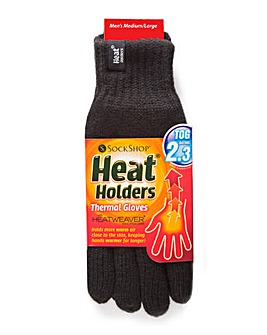 1 Pair Heat Holders Gloves