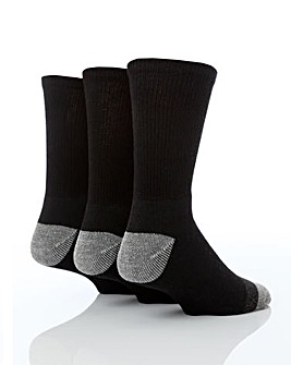 3 Pair Workforce Workwear Socks