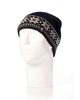 1 Pack Heat Holders Fairisle Hat