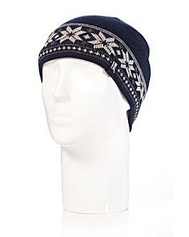 1 Pack Heat Holders Fairisle Hat