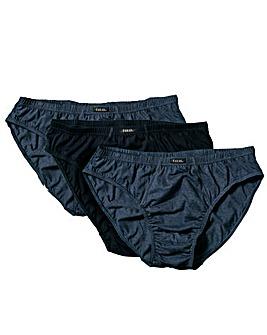 3 Pack Farah Slip Briefs