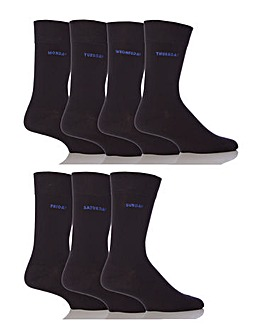 7 Pair Sockshop Seize The Day Gift Box
