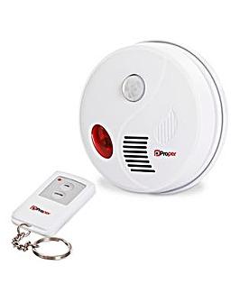 Proper Burglar Ceiling Alarm