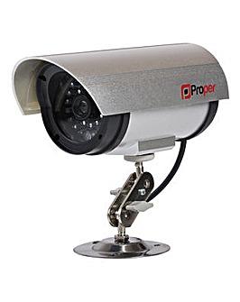 Proper Fake Security Camera-Home/Shed