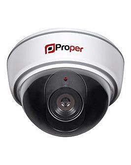 Proper Fake Dummy Security Dome Camera