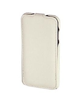 Hama Flap Case for Apple iPhone 6, White