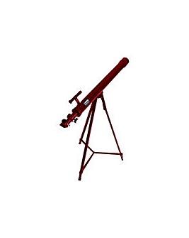 Vivitar Refractor Telescope - Red