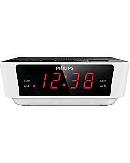 Philips AJ3115/05 Digital FM Clock Radio