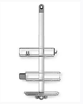 Simple Human Adjustable Shower Caddy