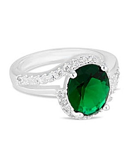 Jon Richard Green statement ring