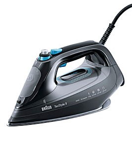 Braun 2800W TexStyle Pro 9 Steam Iron