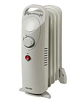 Warmlite 800W Oil Filled Radiator