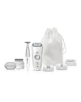 Braun Silk-Epil 7 Skin Spa Set