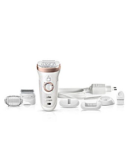 Braun Silk-Epil 9 Skin Spa Epilator