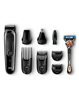 Braun 8 in 1 Multi Grooming Kit