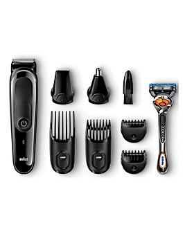 Braun 8 in 1 Multi Grooming Kit