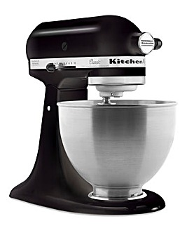 KitchenAid Classic Black Stand Mixer