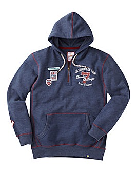 Joe Browns European Tour Hooded Sweat