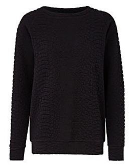 Label Be Raglan Pullover
