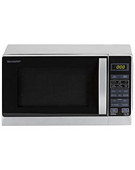 Sharp 800W Microwave with Grill