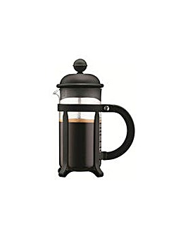Bodum 3 Cup Coffee Maker - Black.
