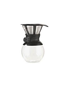 Bodum Pour Over Coffee Maker.