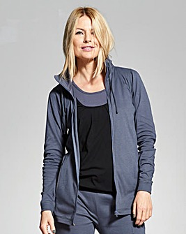 Anthology Zip Front Jacket