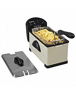 Elgento 3 Litre Stainless Steel Fryer -