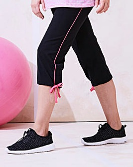 3/4 Contrast Jogging Bottoms