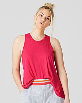 Tie Back Vest Top