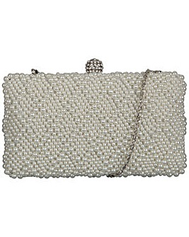 Claudia Canova Hard Case-pearl Covered