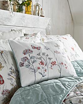 Eden Country Meadow Boudoir Cushion