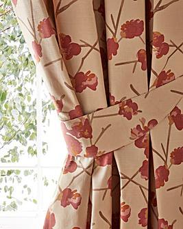 Tula Floral Tie-Backs