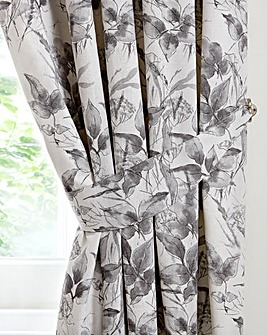 Stella Floral Tie-Backs