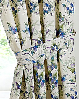Stella Floral Tie-Backs