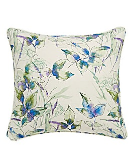 Stella Floral Square Filled Cushion
