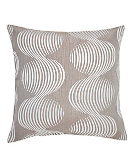 Astoria Jacquard Square Filled Cushion