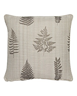 Ancona Fern Woven Cushion
