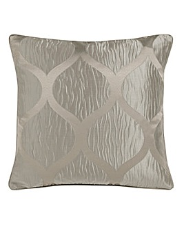 Griffin Geo Filled Cushion