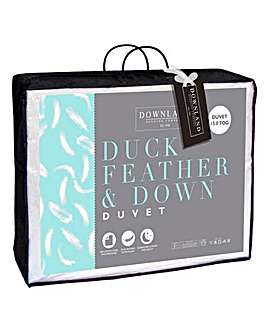 Any Tog One Price Feather Duvet 15.0 Tog