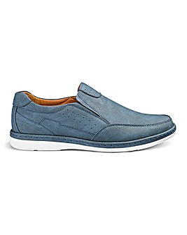 Cushion Walk Slip On Shoes Standard Fit
