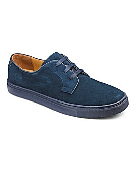 Flintoff By Jacamo Suede Lace Up Shoe