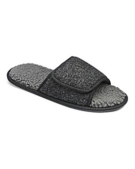 Touch & Close Mule Slipper