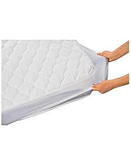 Intelliheat Luxury Mattress Protector -D