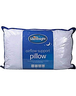 Silentnight Airmax Firm Support Pillow.