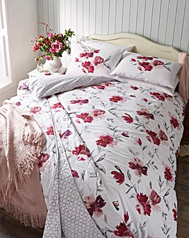 Celestine Blush Duvet Cover Set