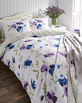 Celestine Blue Duvet Cover Set