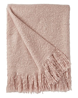 Alexa Soft Woven Accent Throw