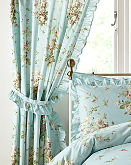 Vantona Madeleine Duck Egg Curtains